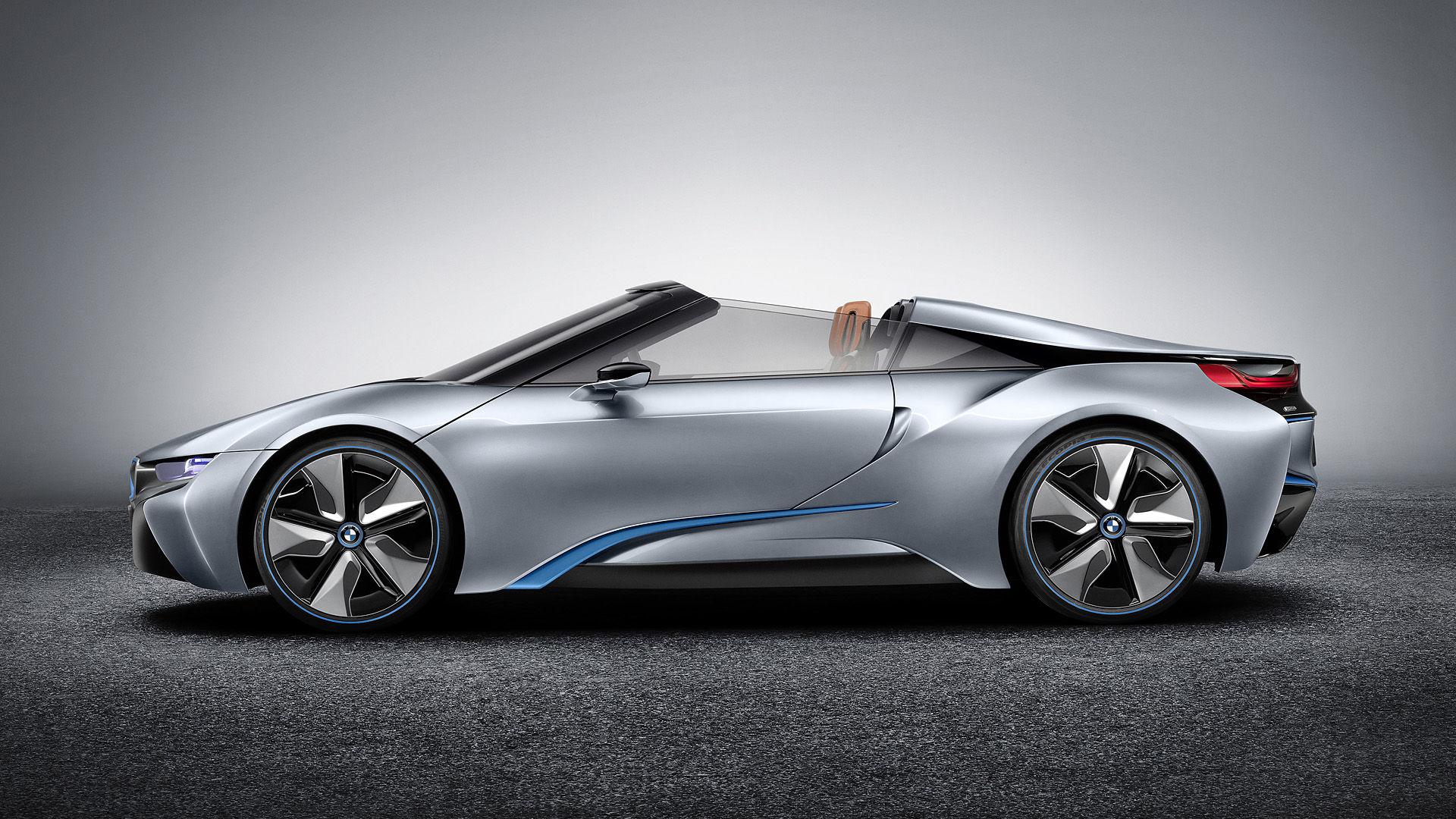 2013 BMW i8 Spyder Concept