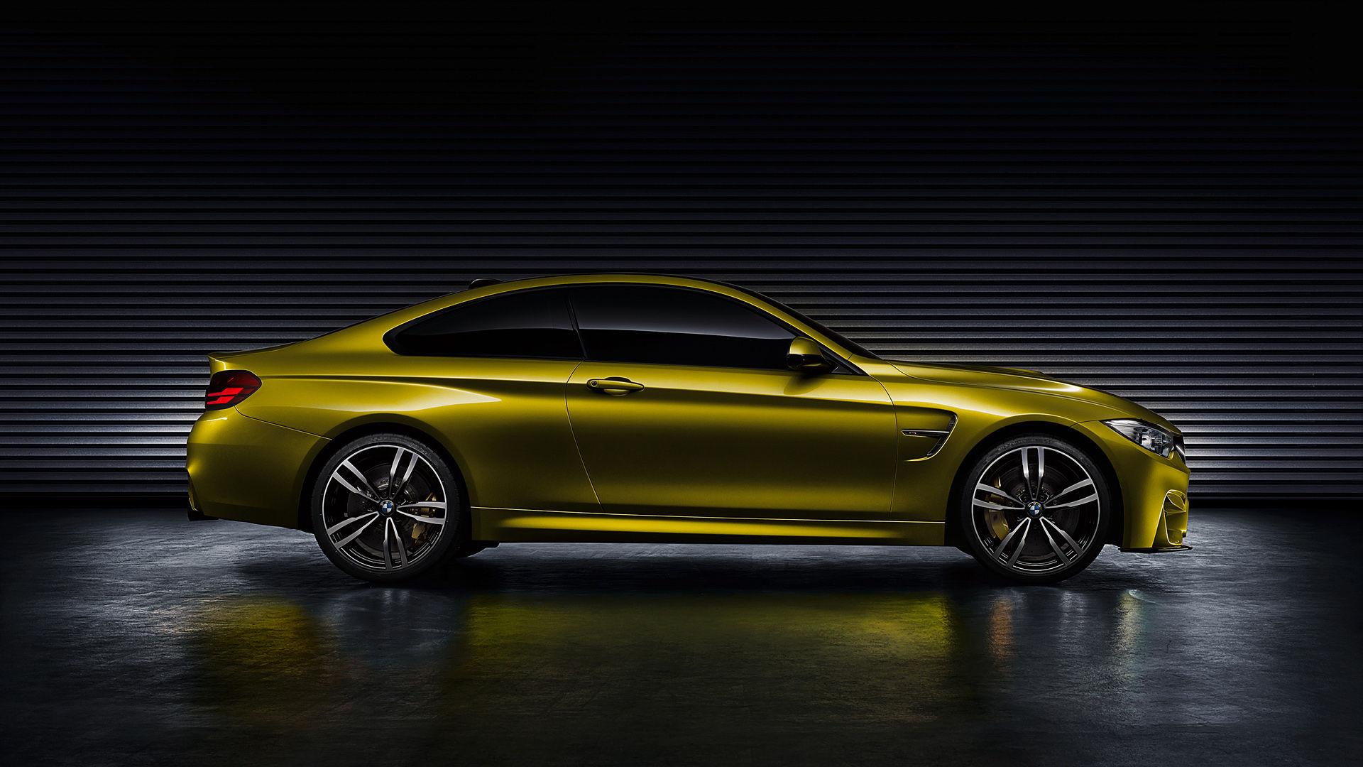2013 BMW M4 Coupe Concept