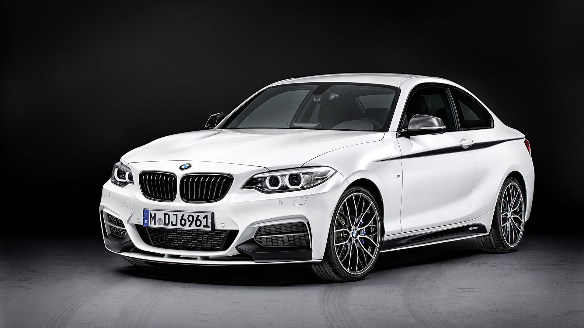 2014 BMW 2-Series Coupe M Performance Parts