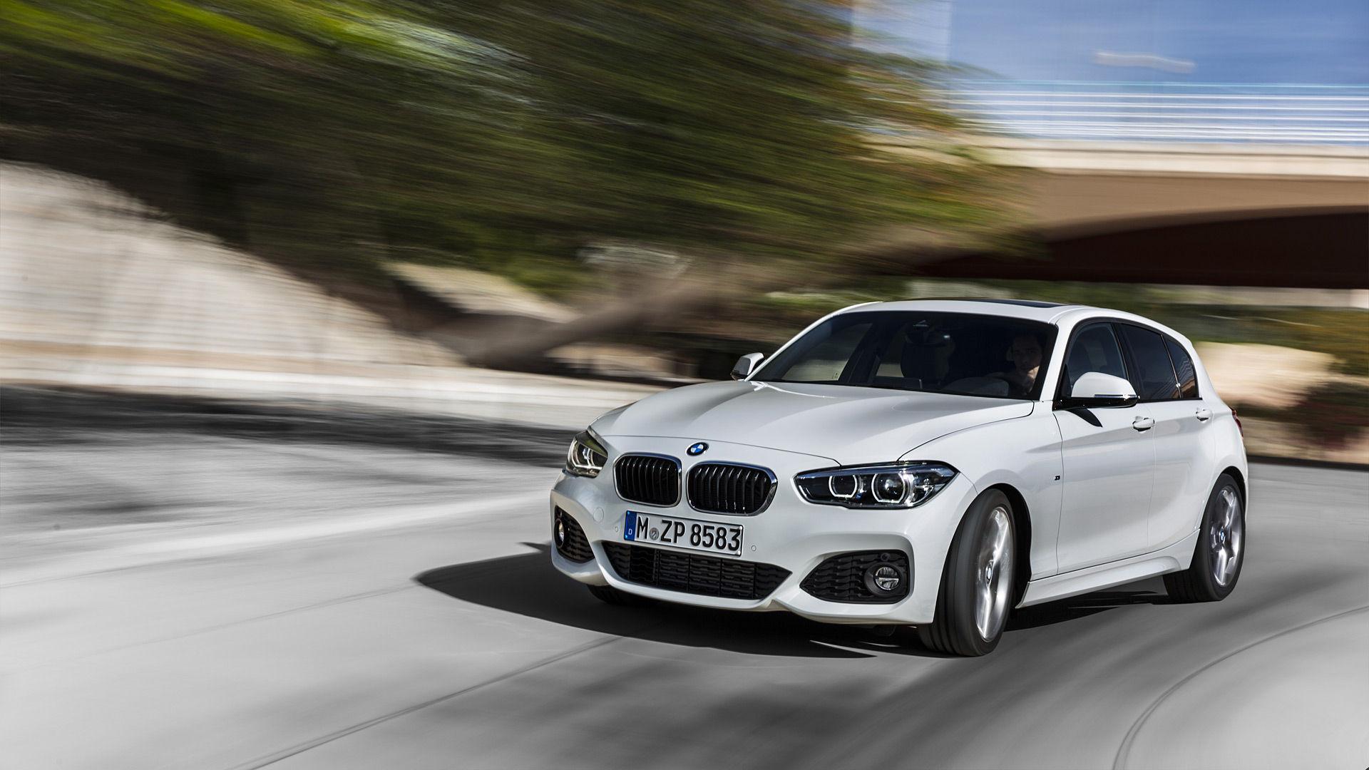 2016 BMW 1-Series M Sport