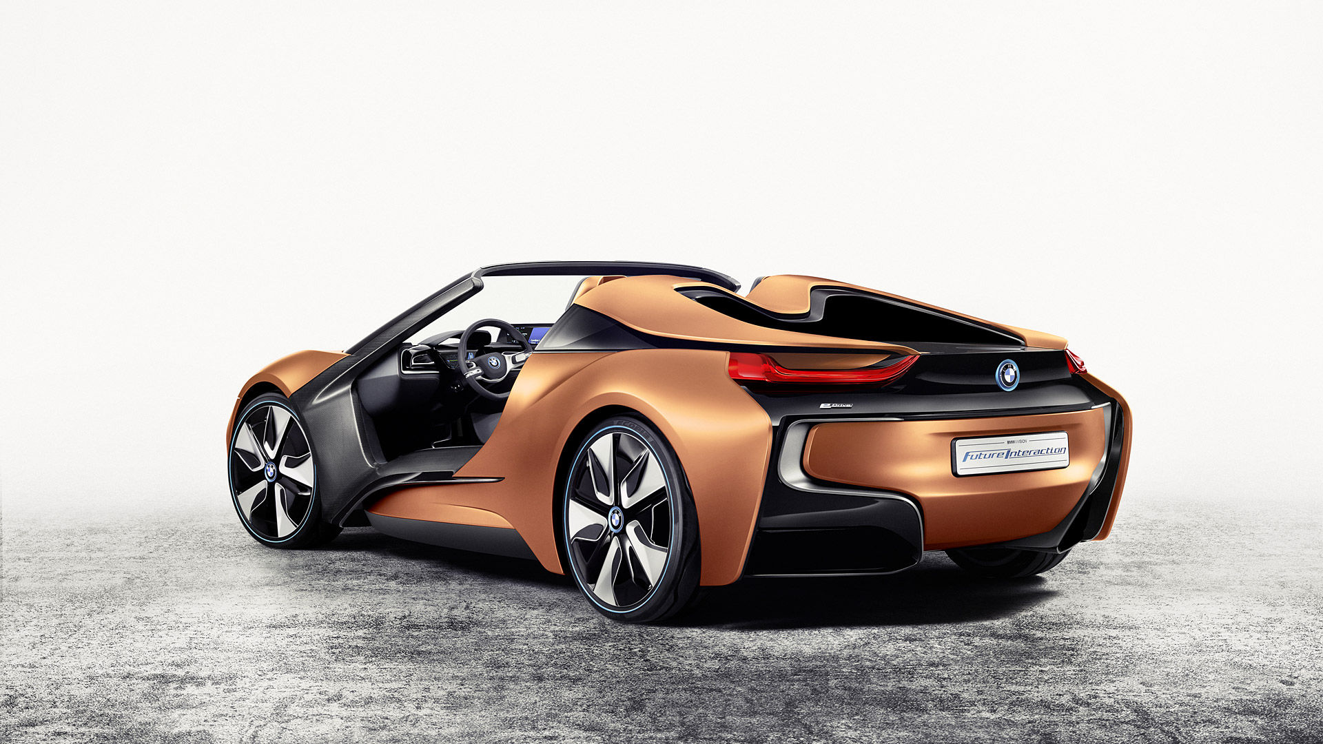 2016 BMW i Vision Future Interaction Concept
