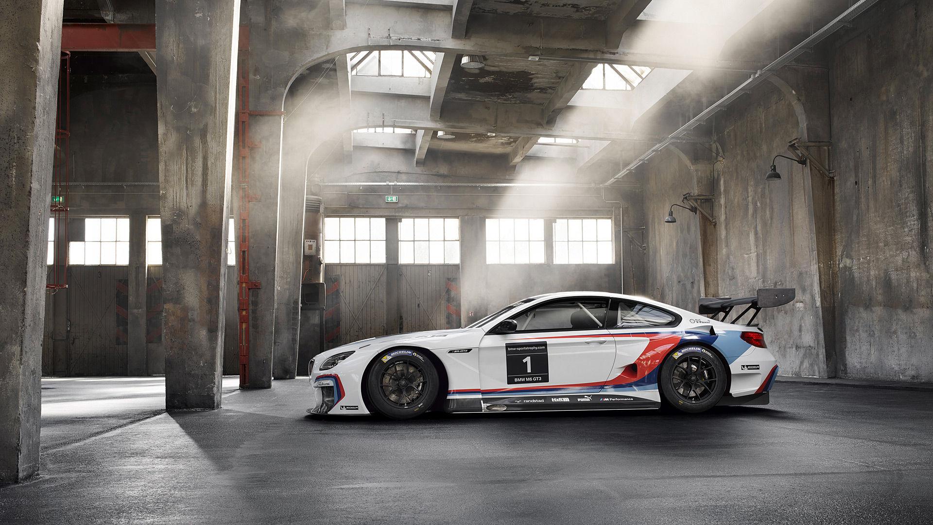 2016 BMW M6 GT3