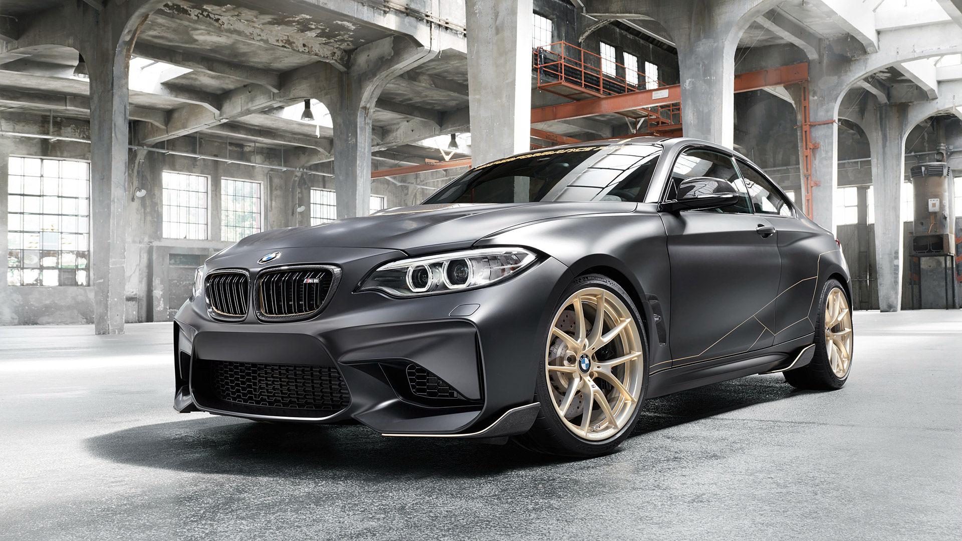 2018 BMW M2 M Performance Parts Concept