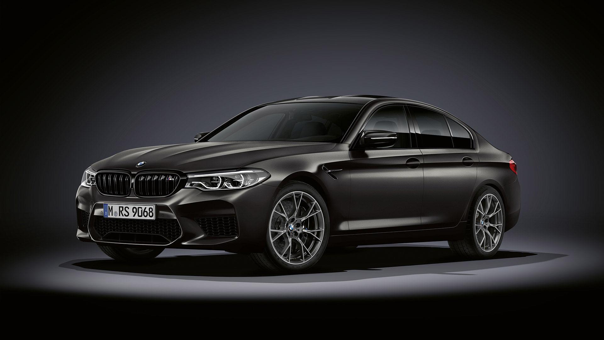 2019 BMW M5 Edition 35