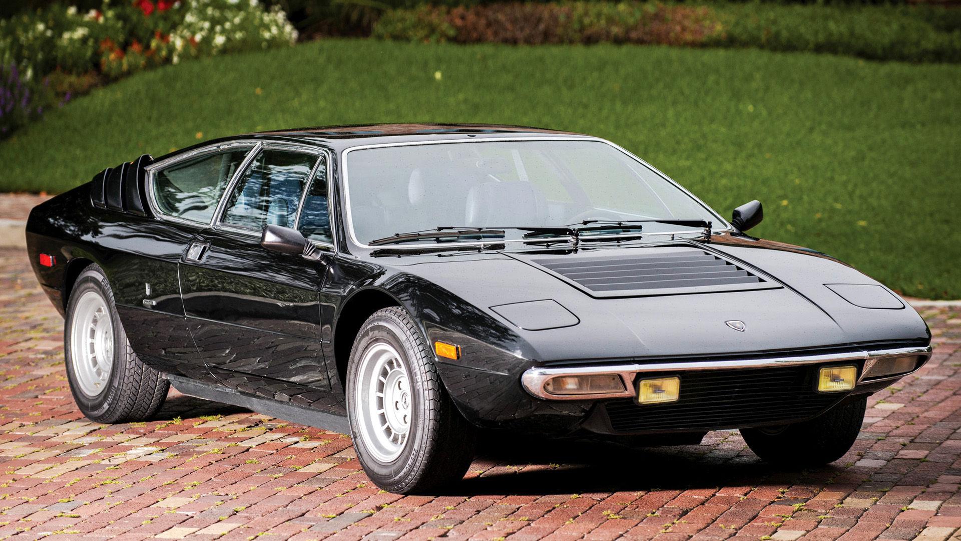 1974 Lamborghini Urraco P300