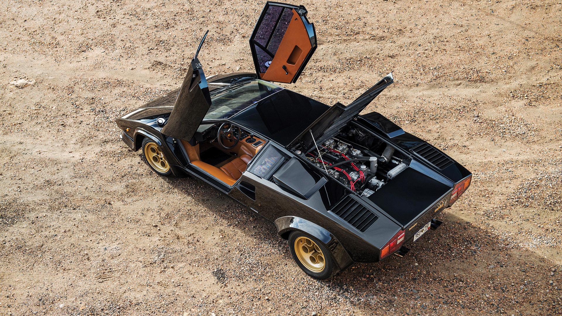 1978 Lamborghini Countach LP400 S