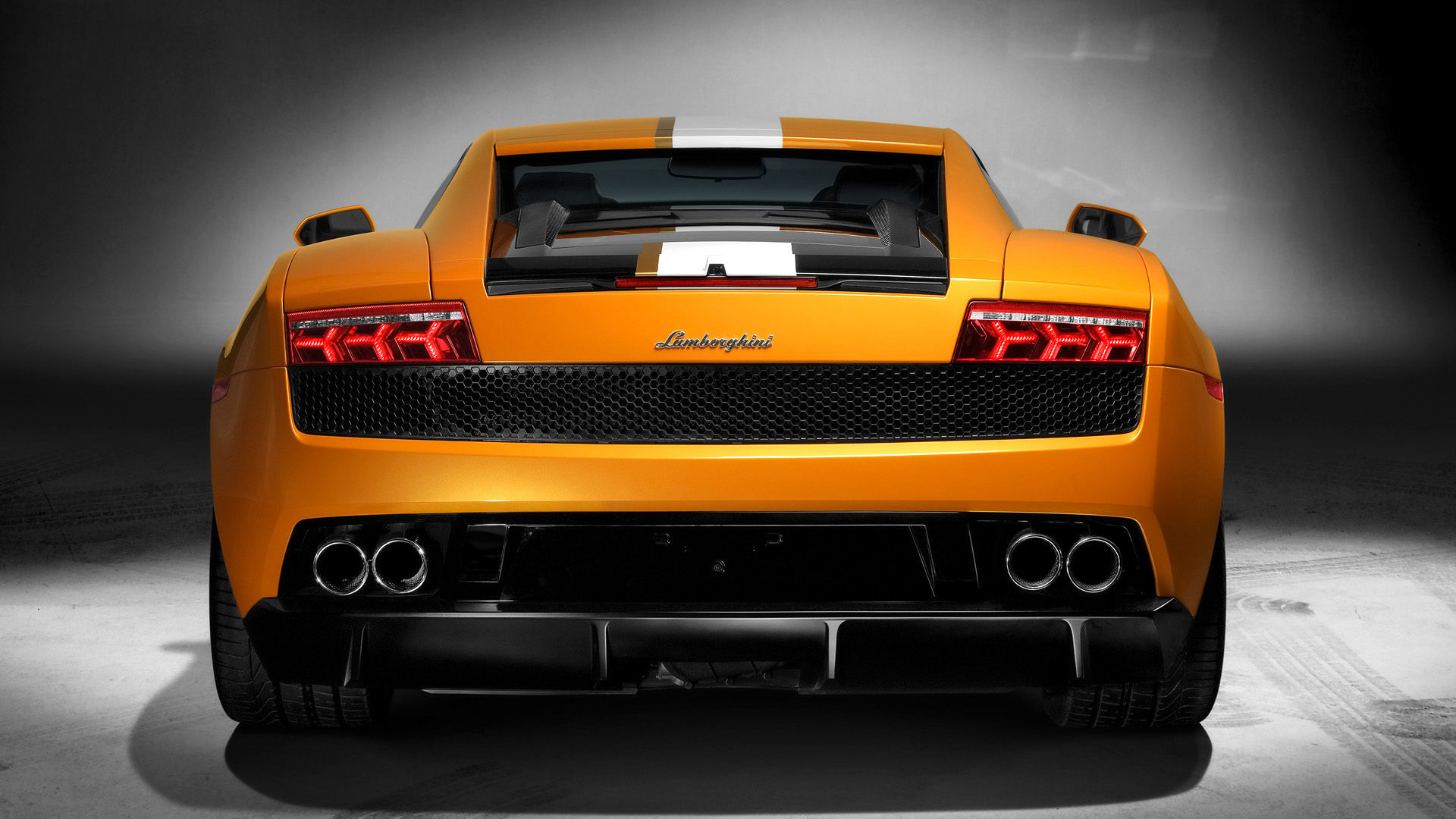 2009 Lamborghini Gallardo LP550-2 Balboni