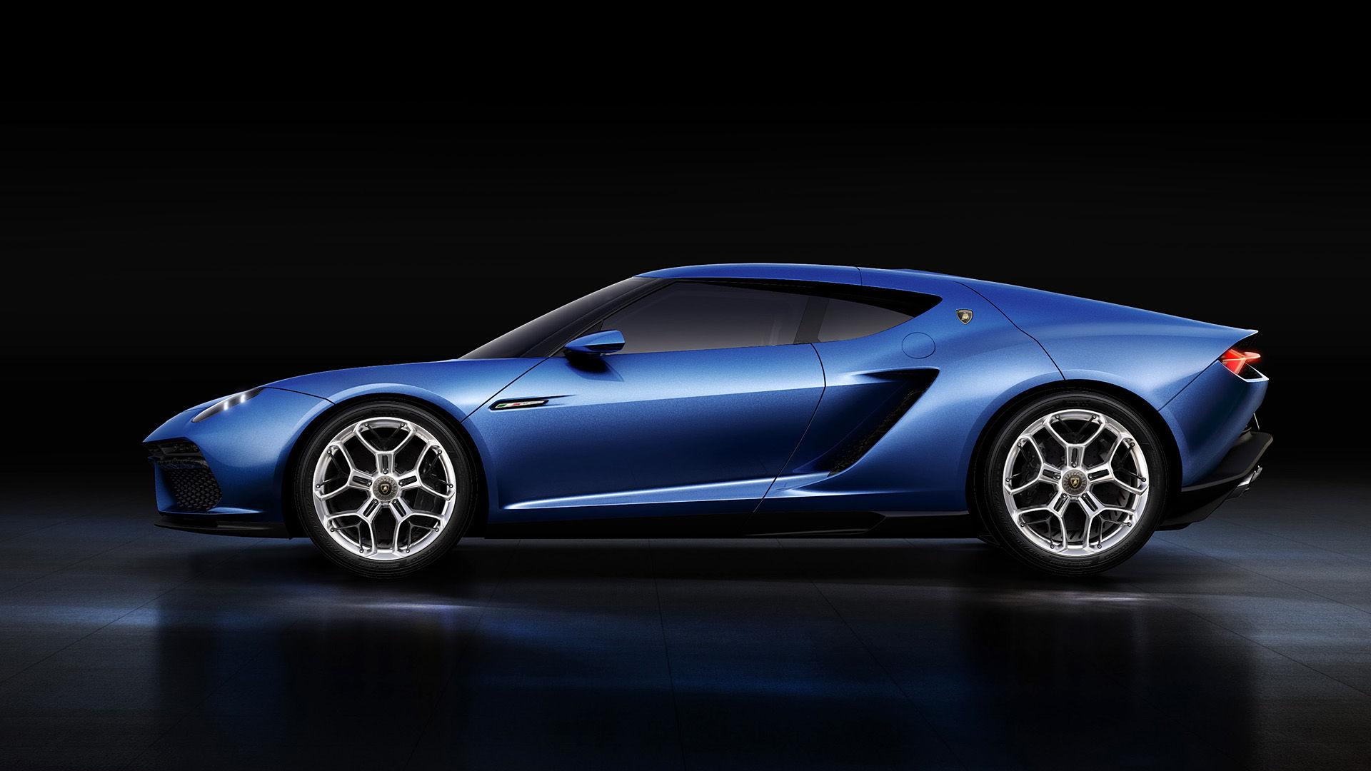 2014 Lamborghini Asterion LPI910-4 Concept