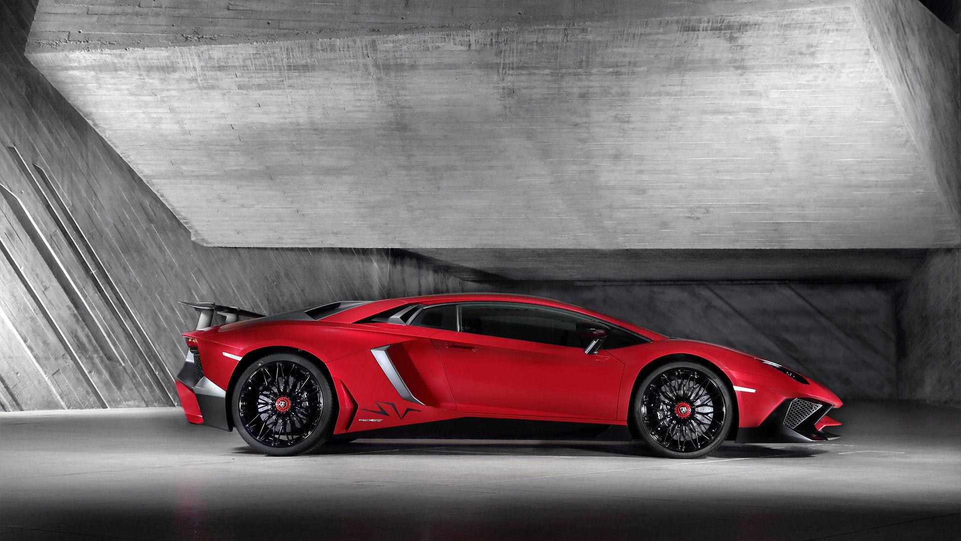 2016 Lamborghini Aventador LP750-4 SV
