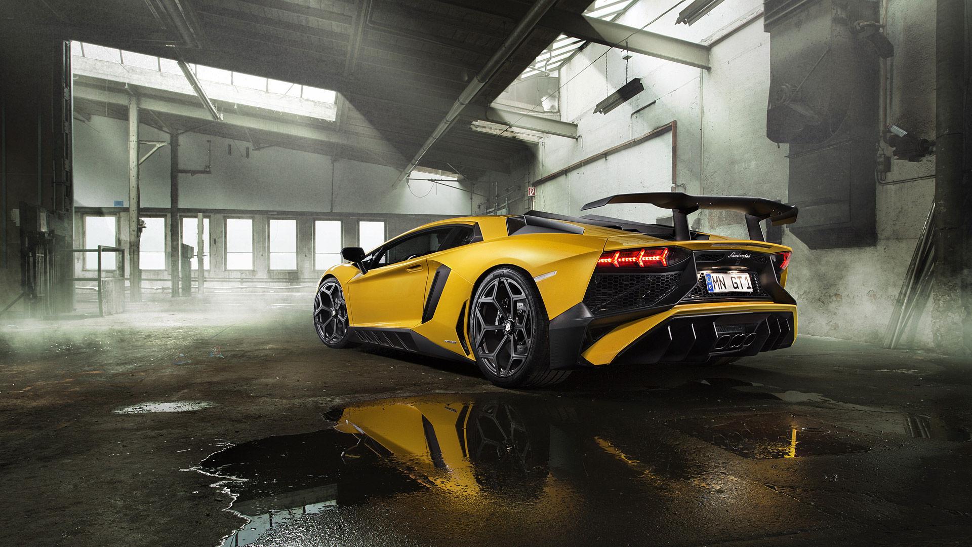 2016 Novitec Torado Lamborghini Aventador SV