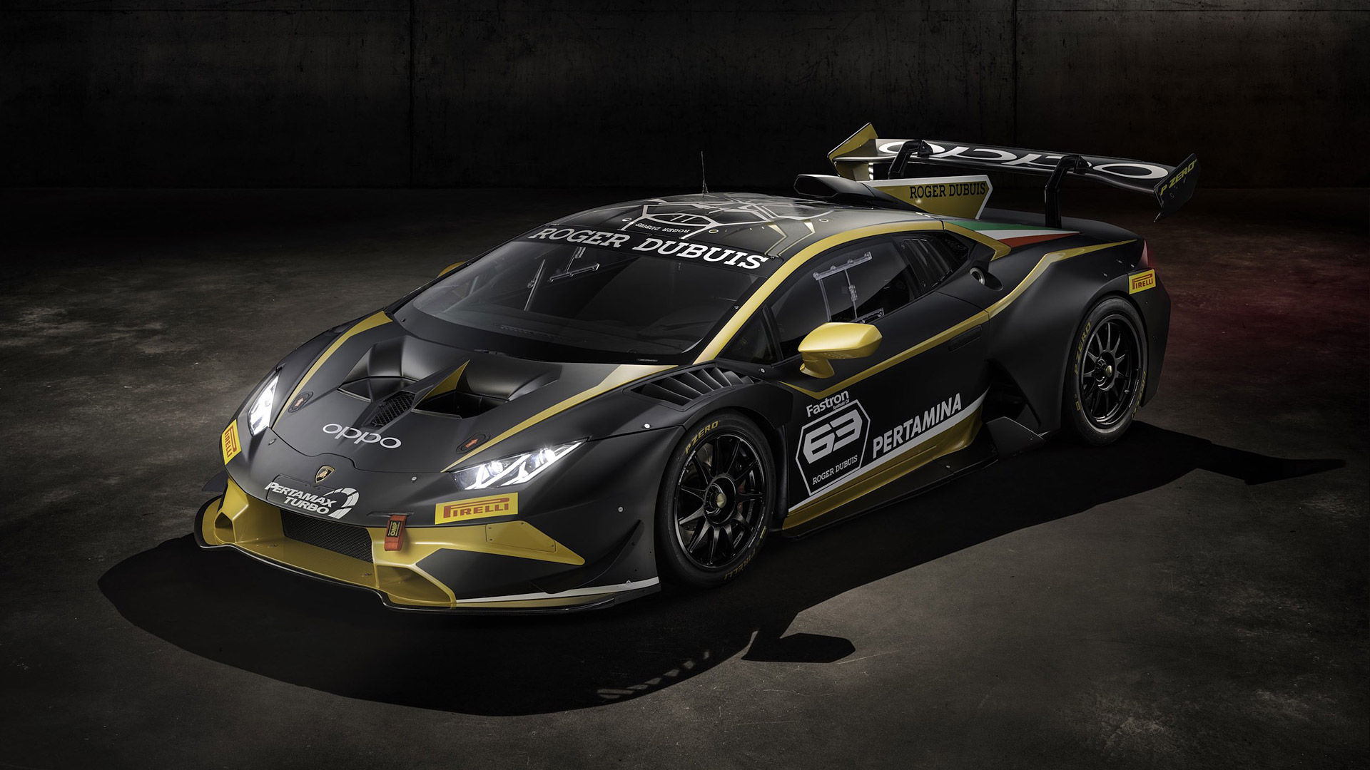 Lamborghini Huracan Super Trofeo EVO 2019