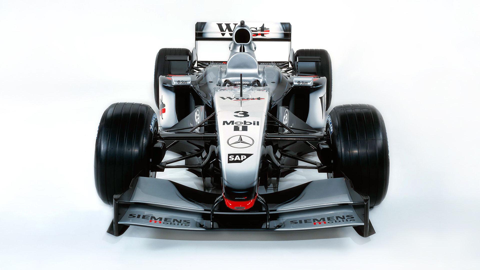 2002 McLaren MP4-17