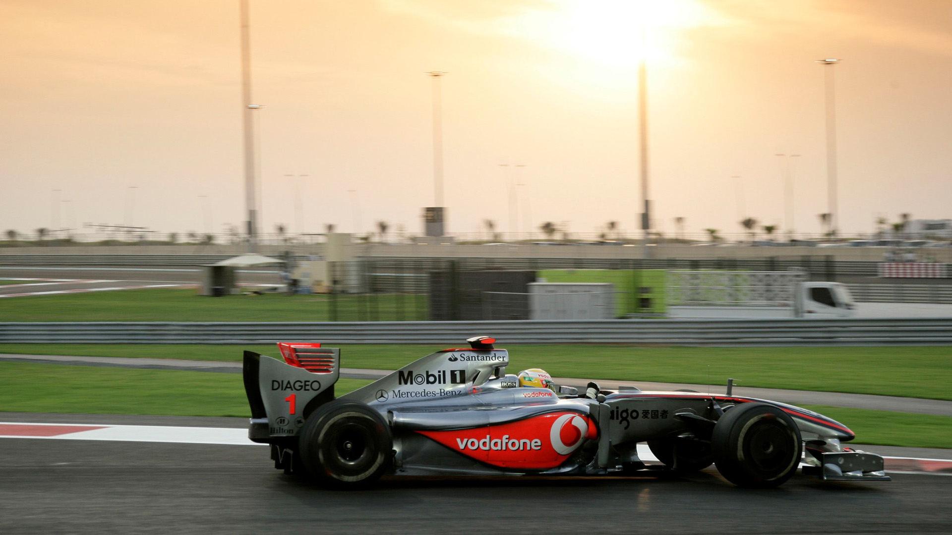 2009 McLaren MP4-24