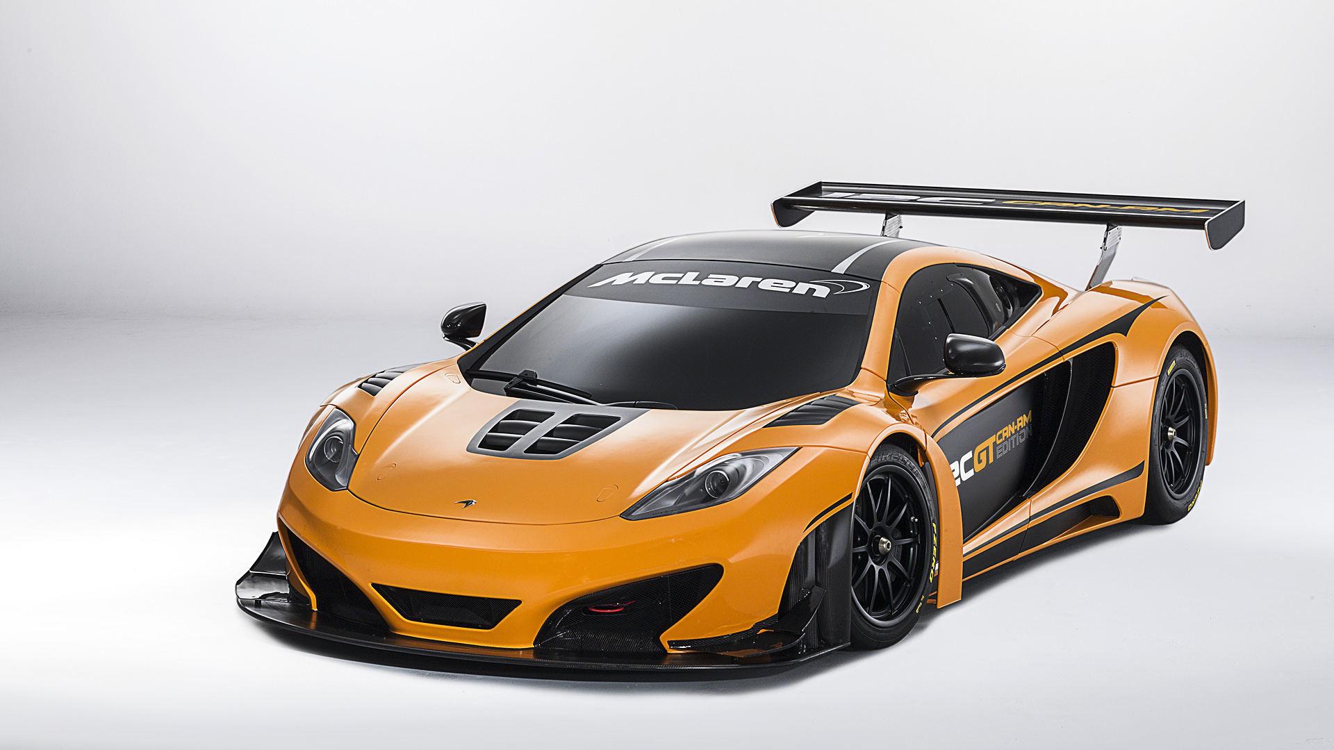 2012 McLaren MP4-12C Can-Am Edition