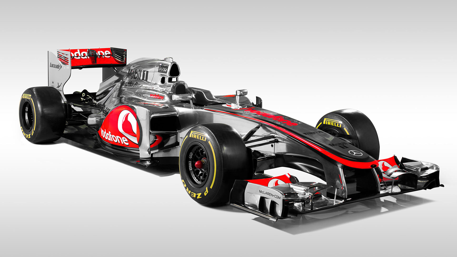 2012 McLaren MP4-27