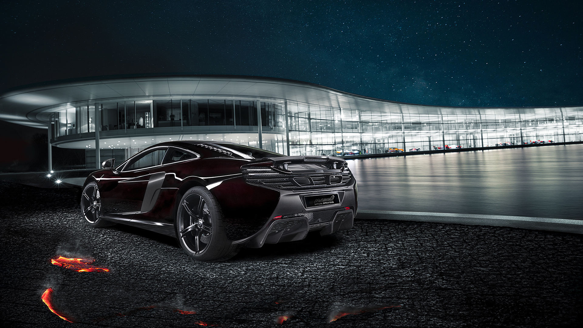2014 McLaren 650S Coupe MSO Concept