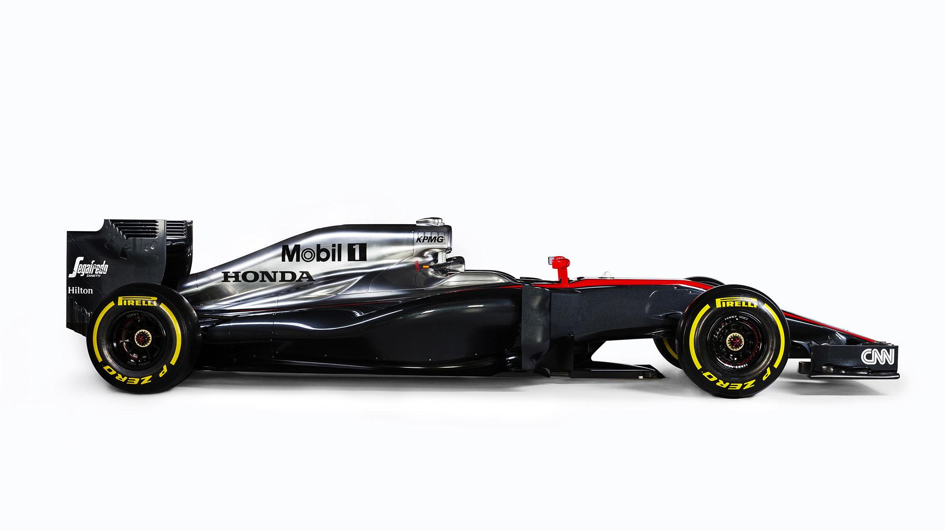 2015 McLaren MP4-30