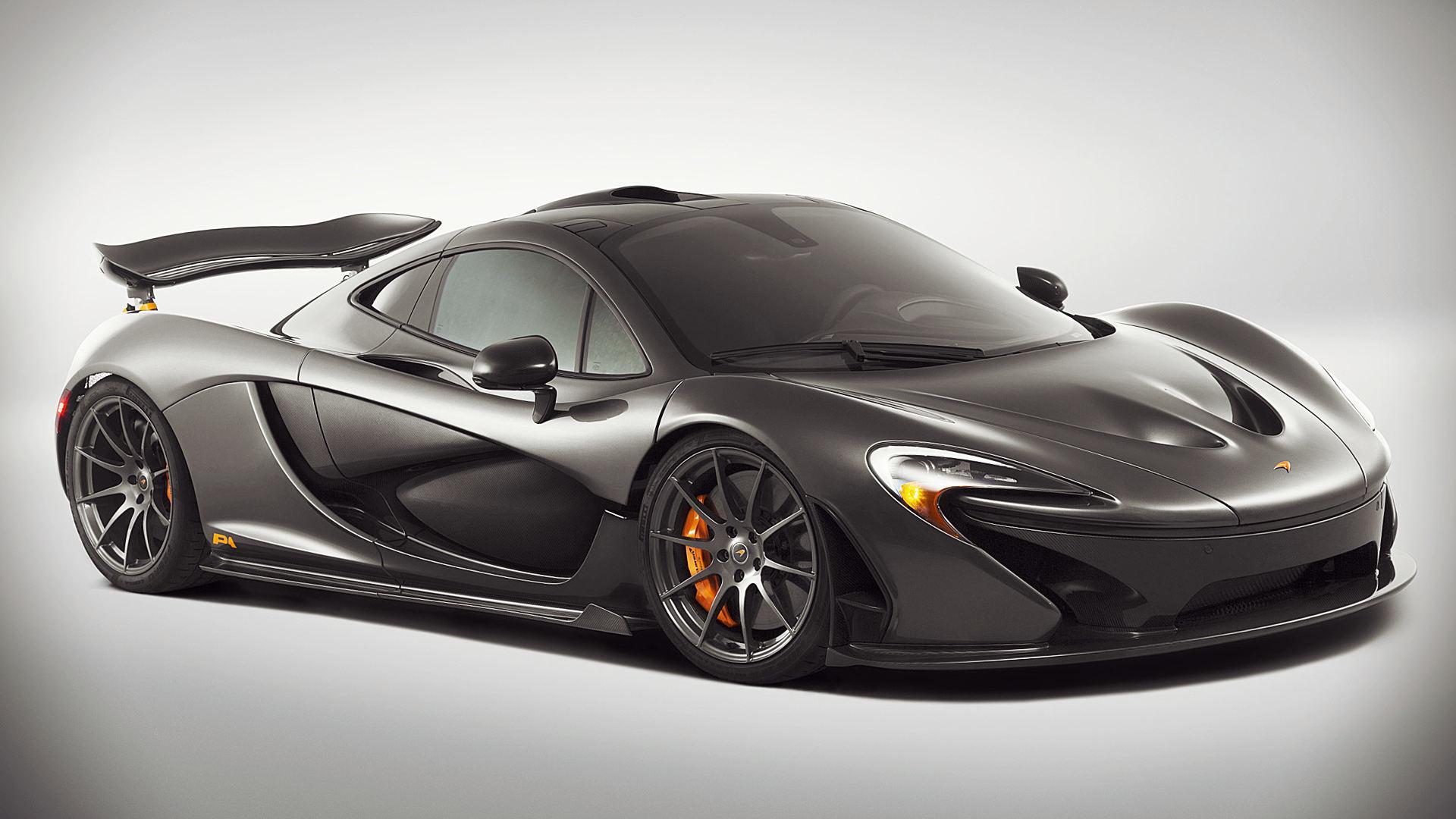 McLaren P1 Carbon Edition 2015
