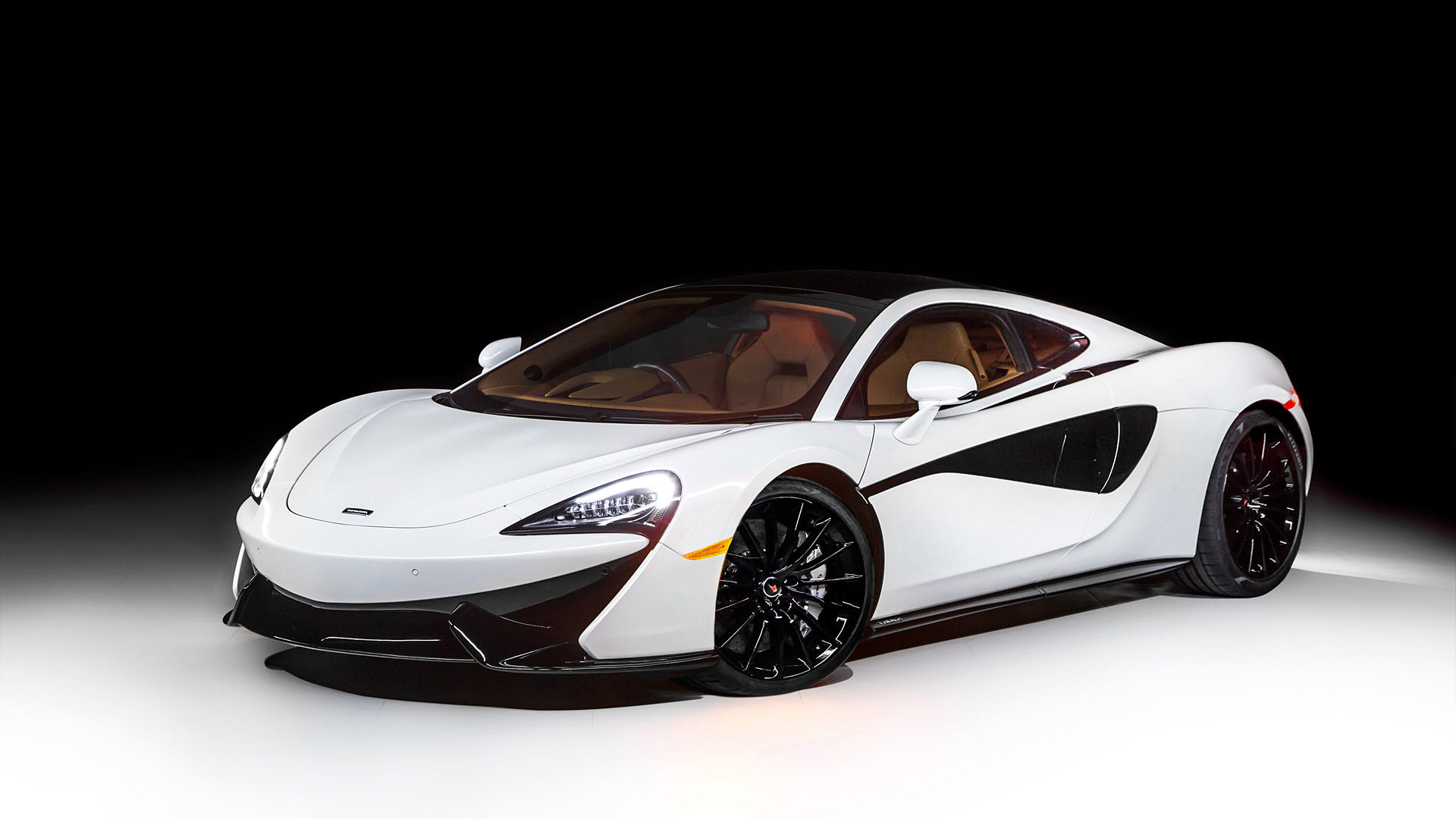 2016 McLaren 570GT MSO Concept