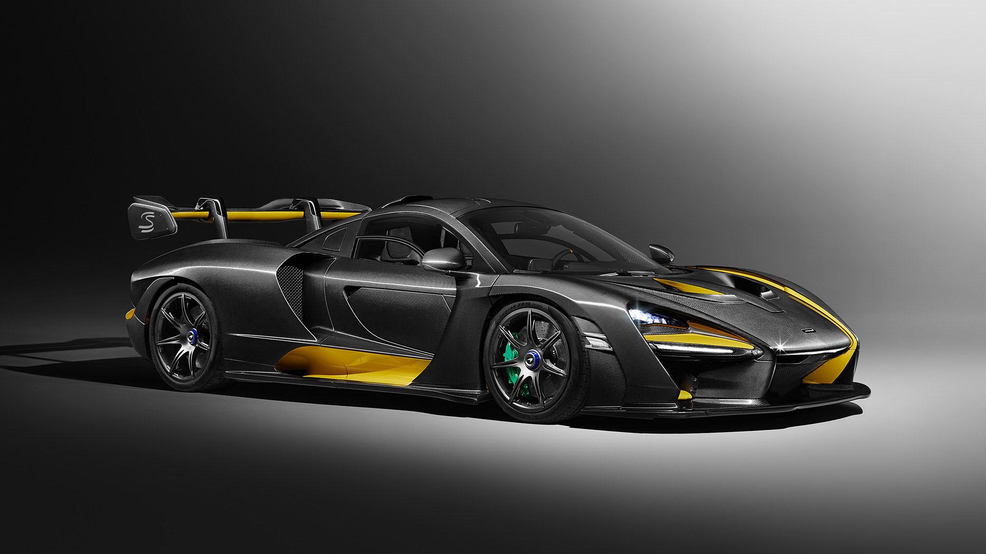 2019 McLaren Senna Carbon Theme by MSO