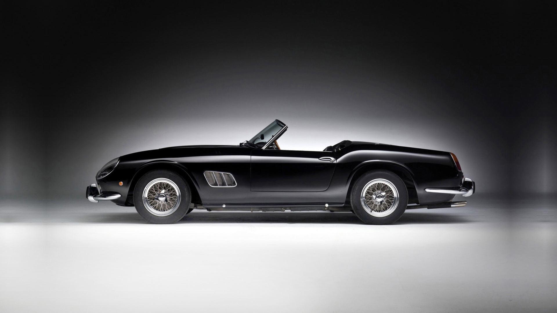 1963 Ferrari 250 GT California Spyder