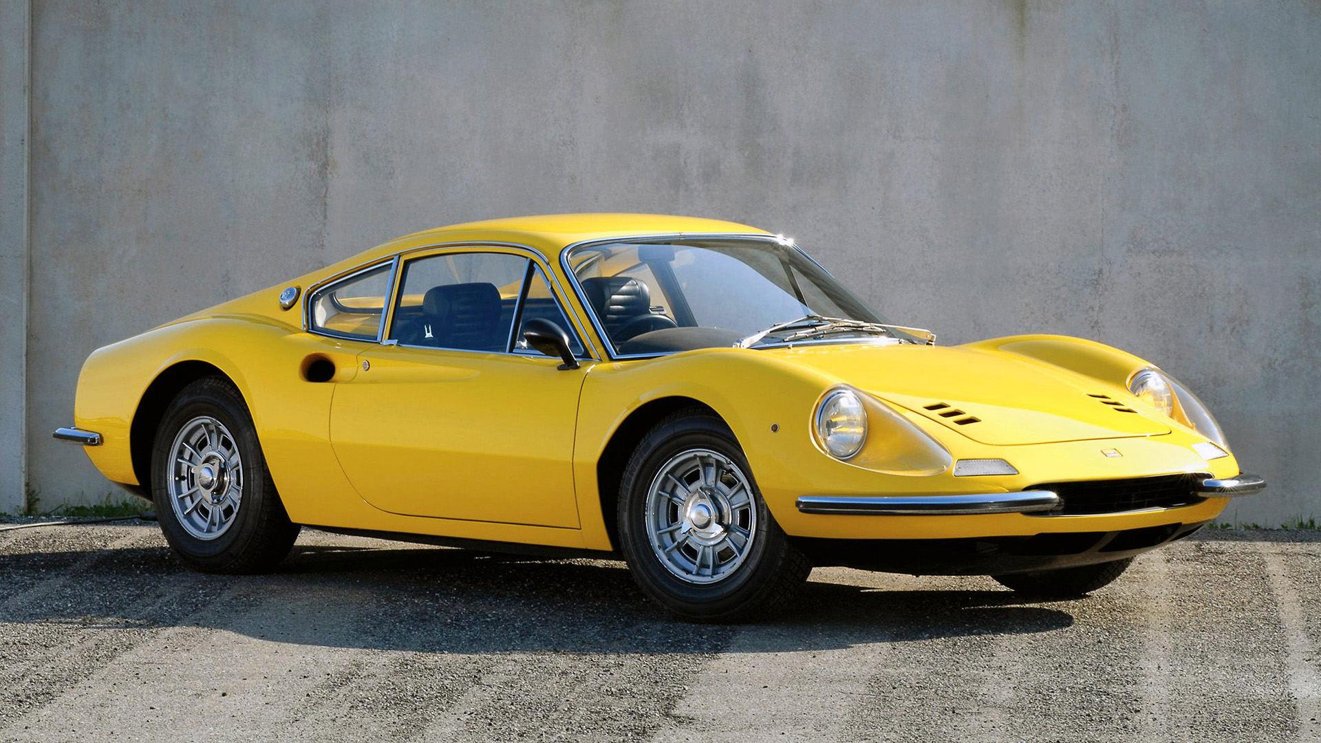 1966 Ferrari Dino 206 GT
