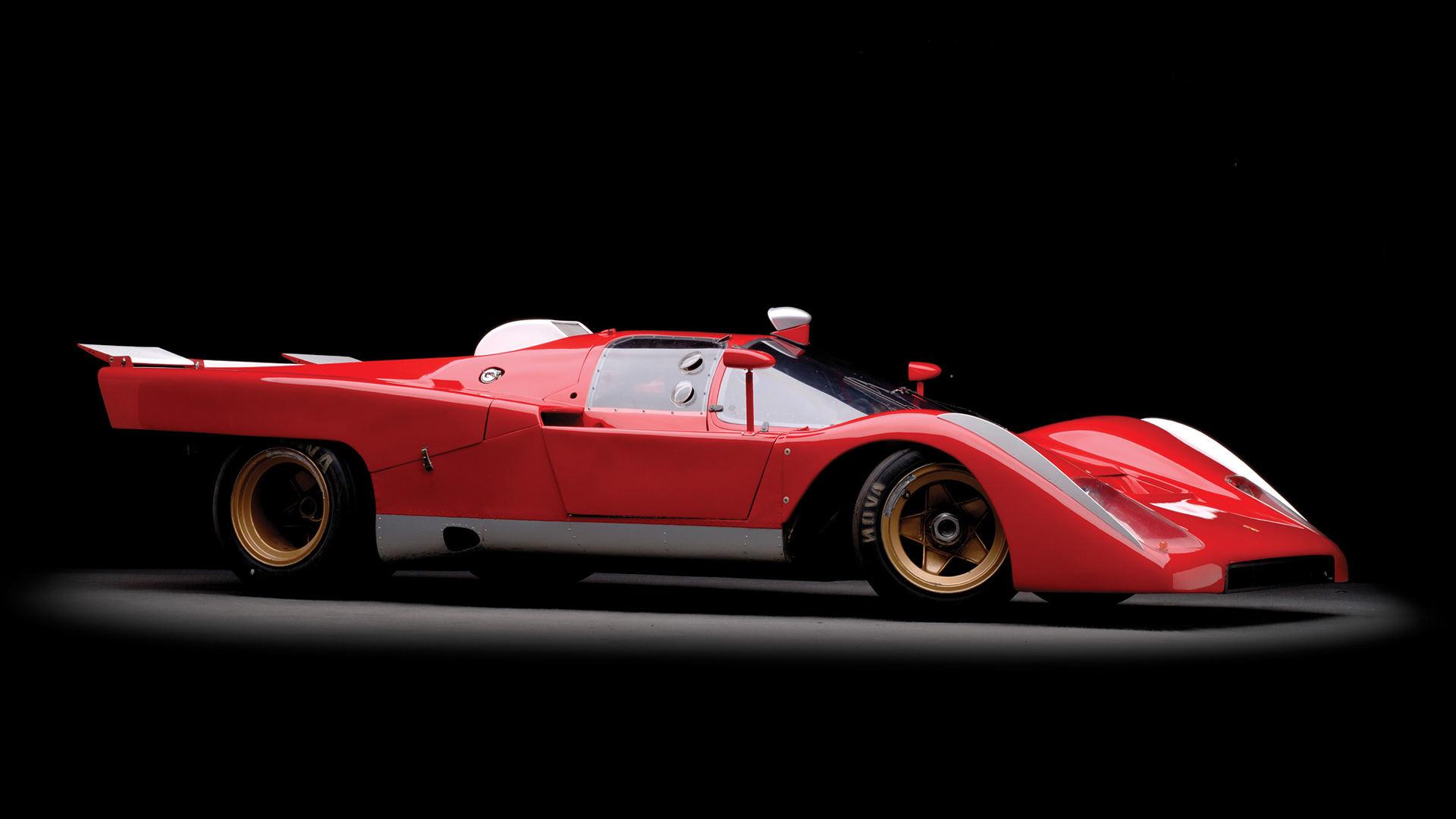 1970 Ferrari 512 M