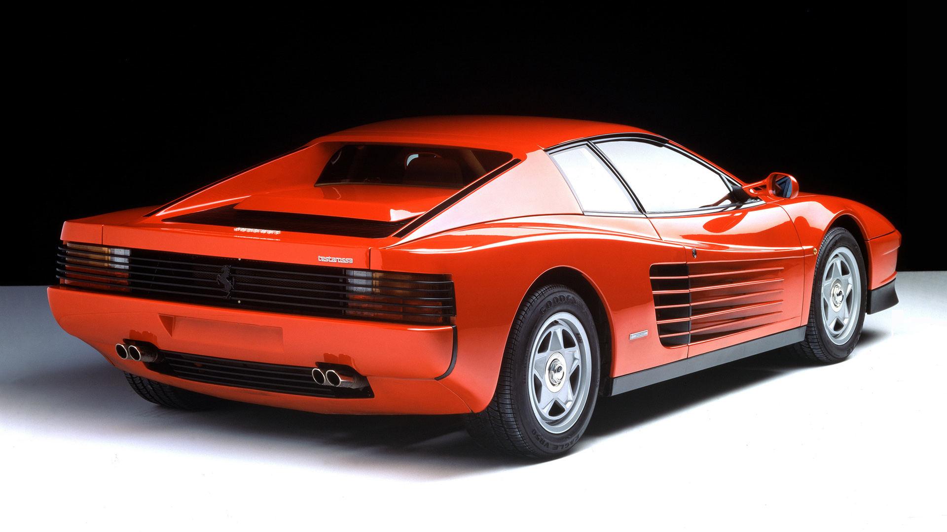 1984 Ferrari Testarossa