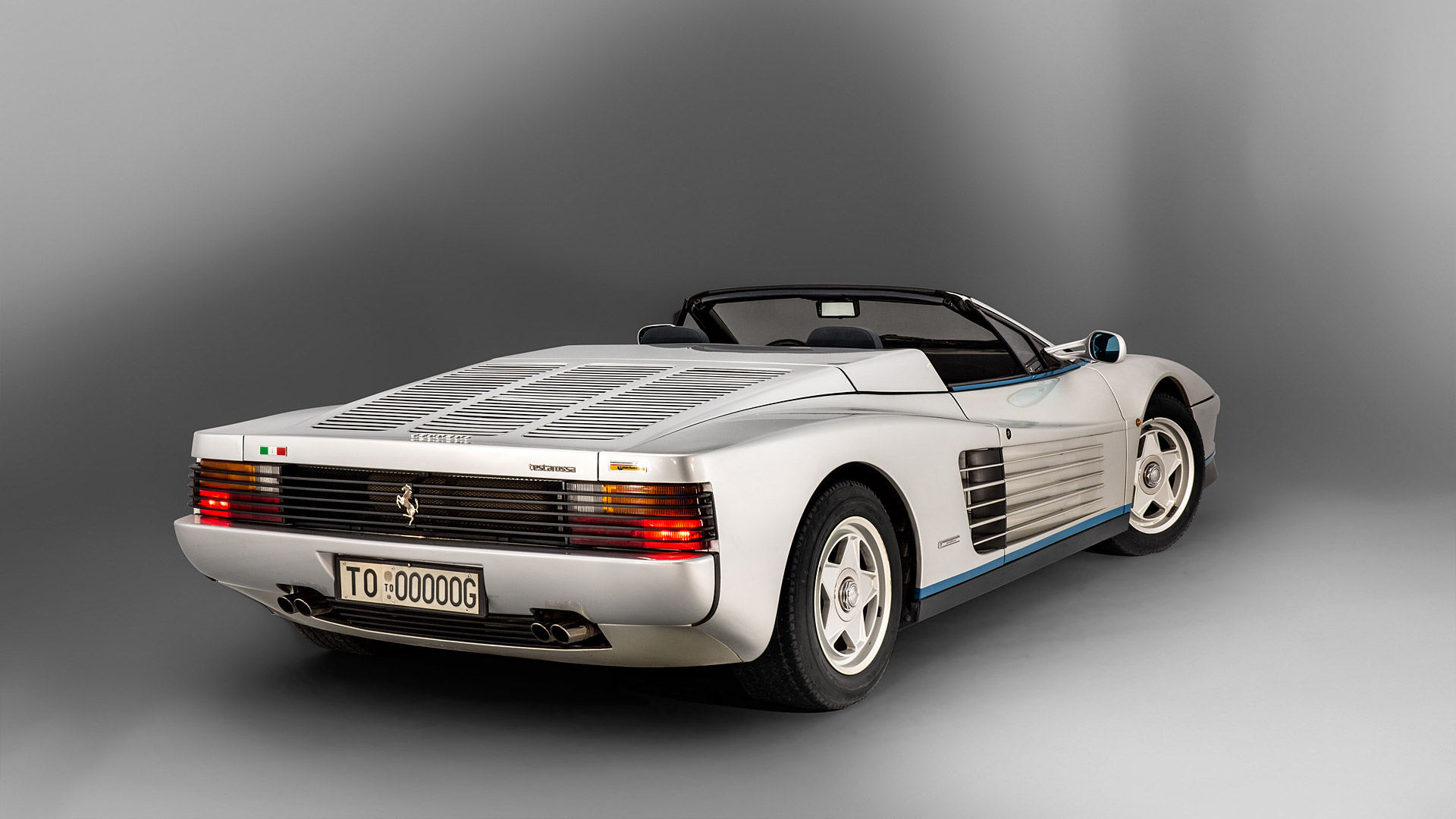 1986 Ferrari Testarossa Spider