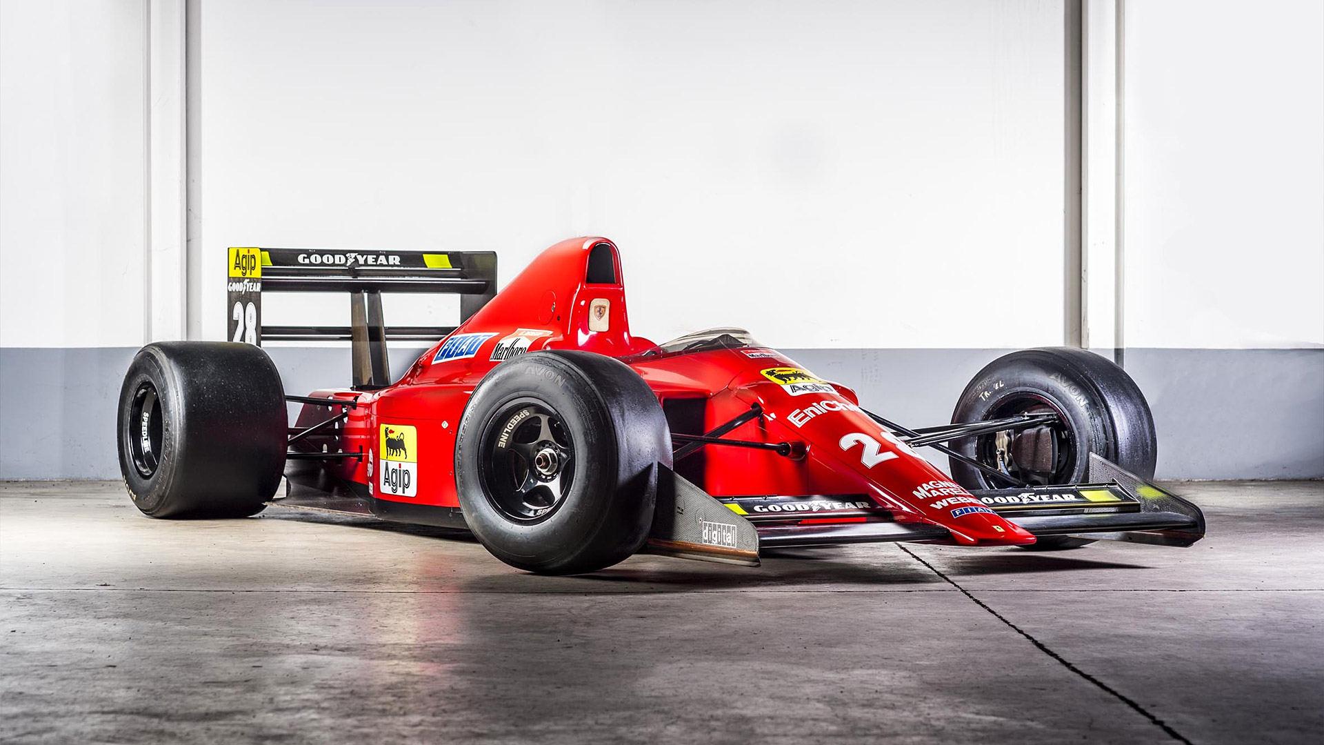 1989 Ferrari F1-89