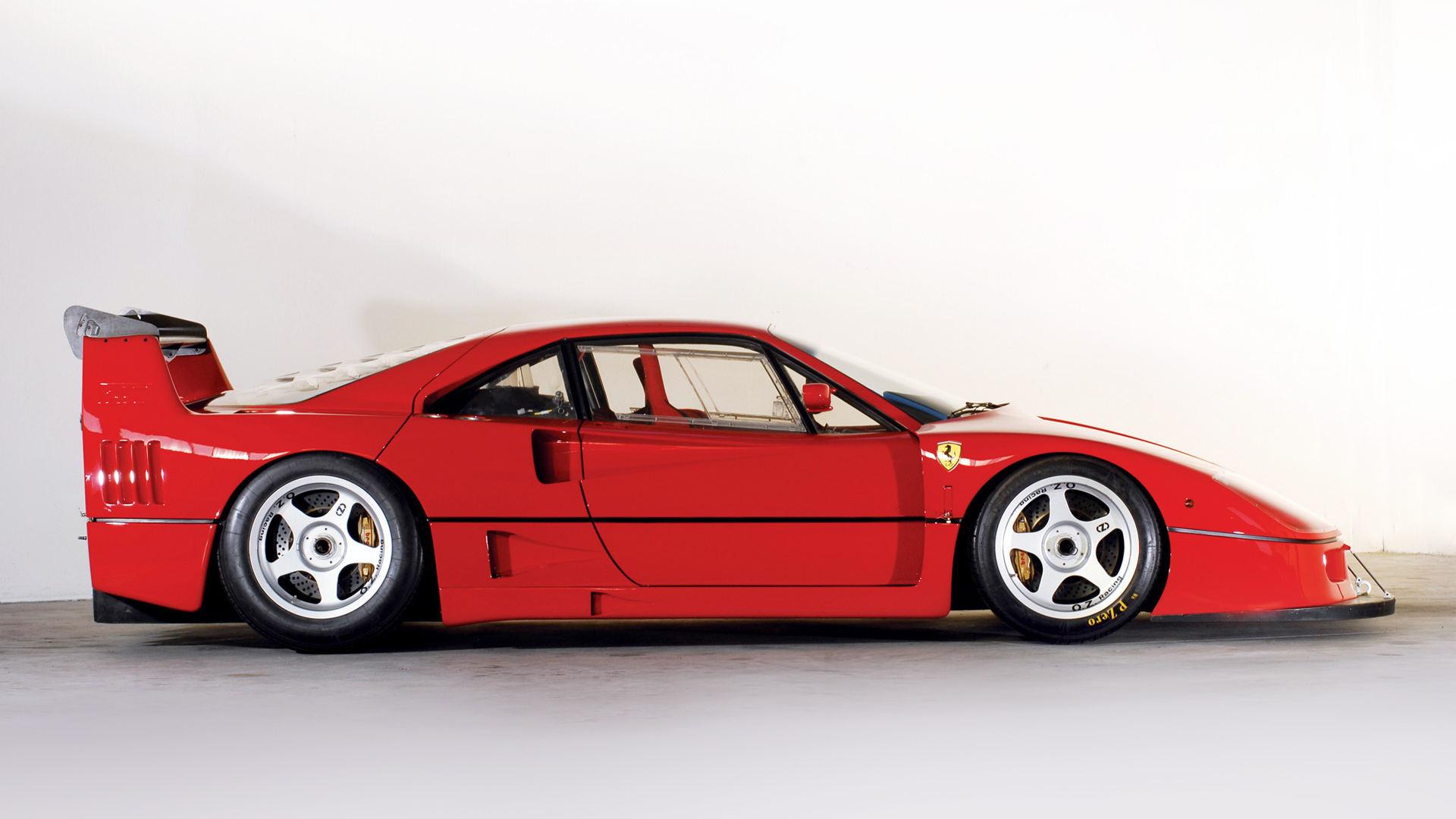 1989 Ferrari F40 LM