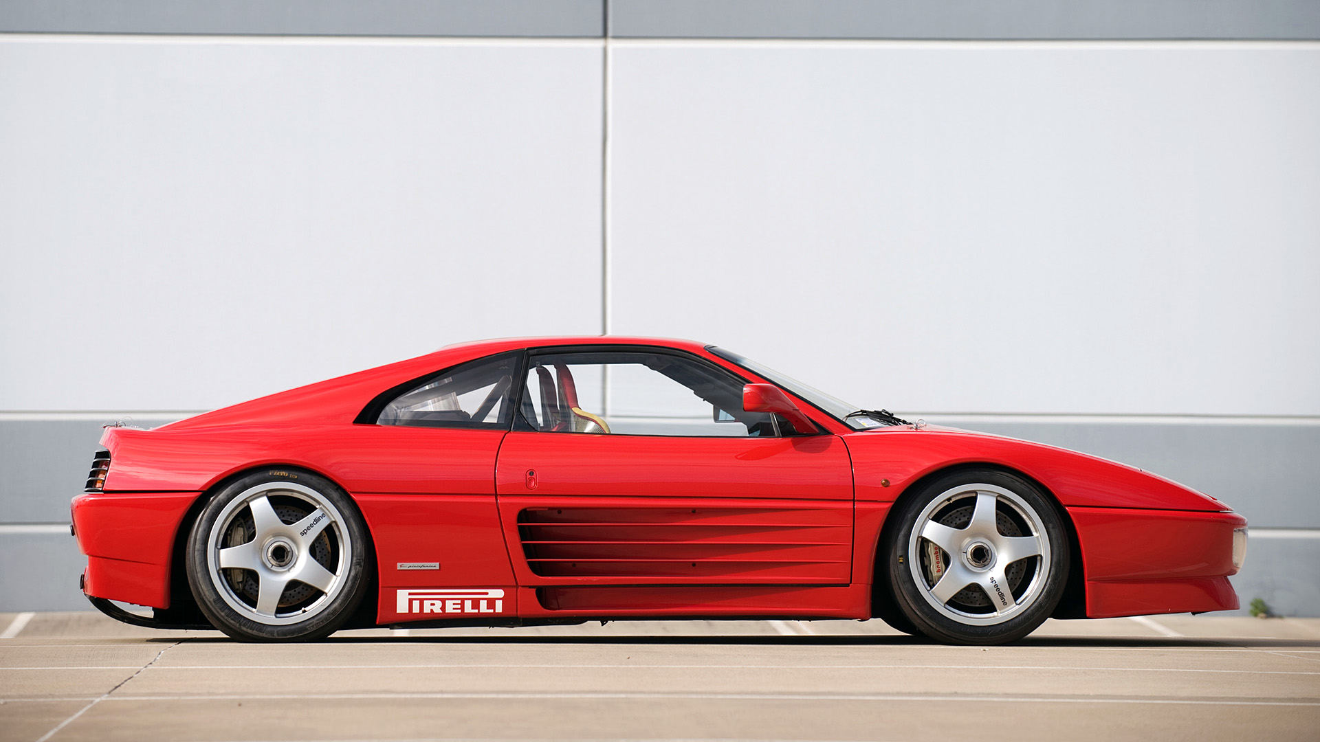 1994 Ferrari 348 GT Competizione