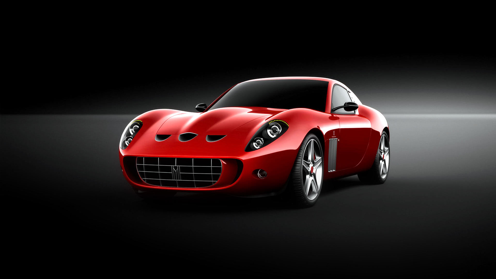 2007 Ferrari 599 GTO Vandenbrink