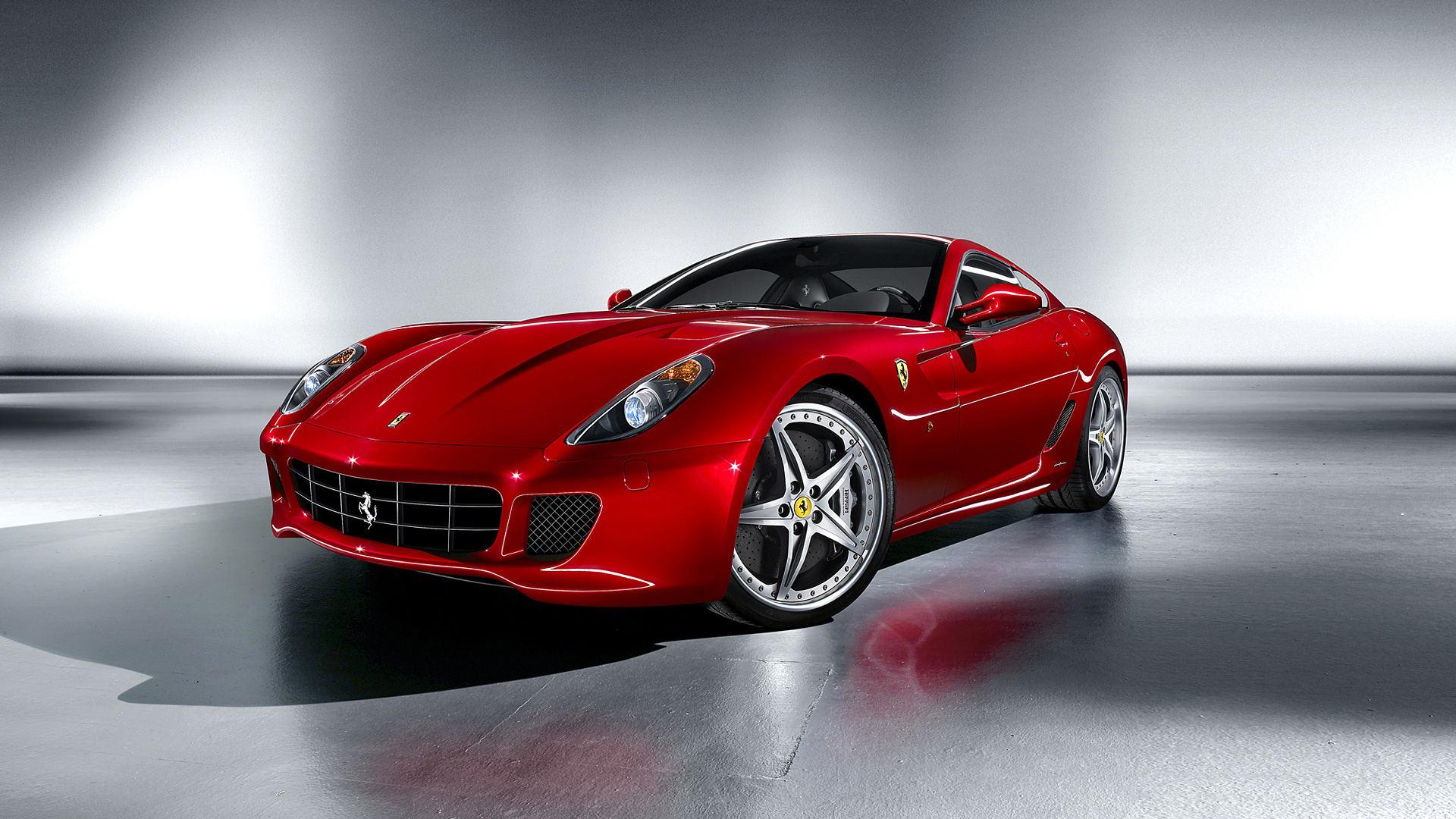 2009 Ferrari 599 Handling GTE Package