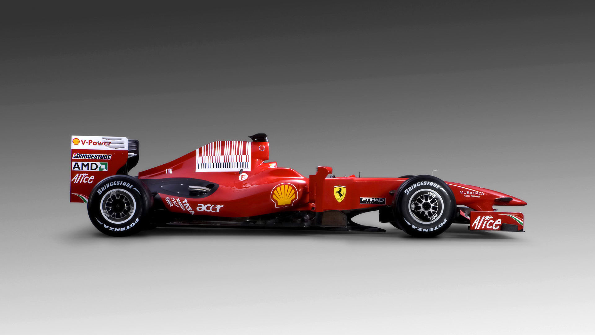 2009 Ferrari F60