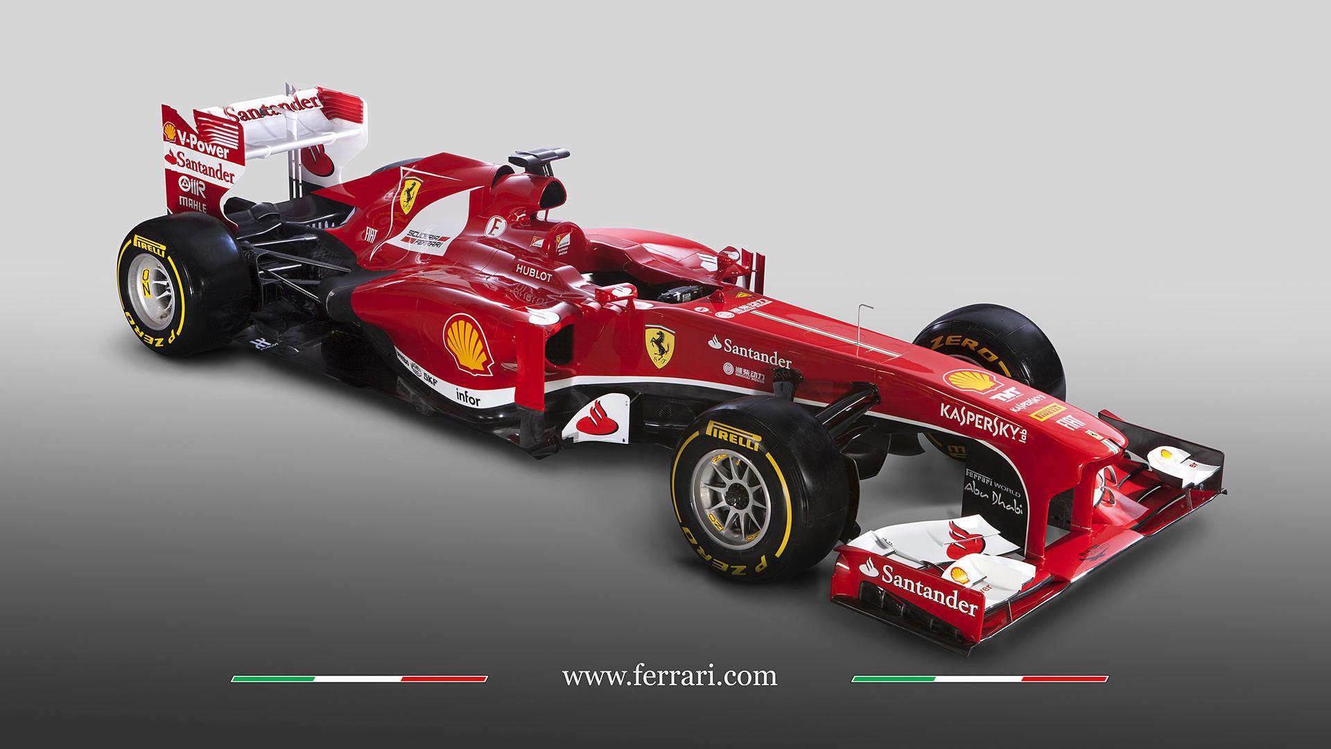 2013 Ferrari F138