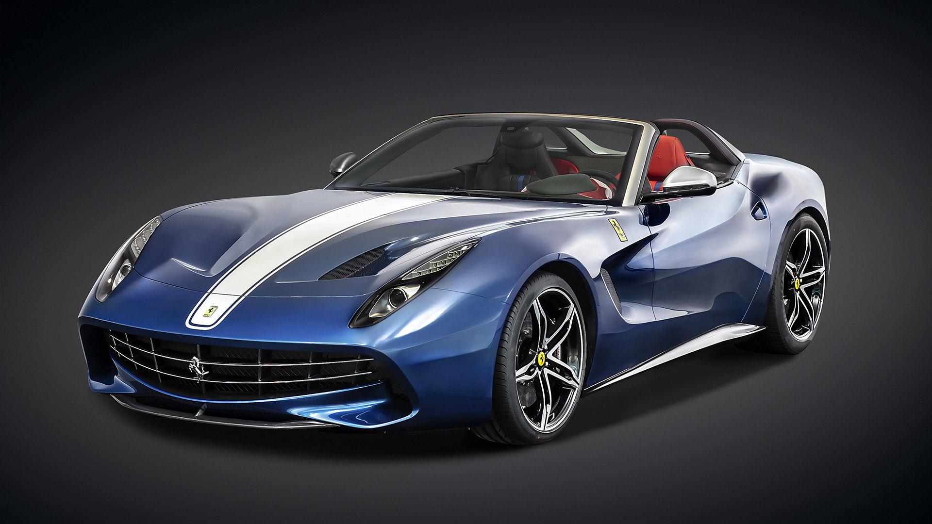 2015 Ferrari F60America