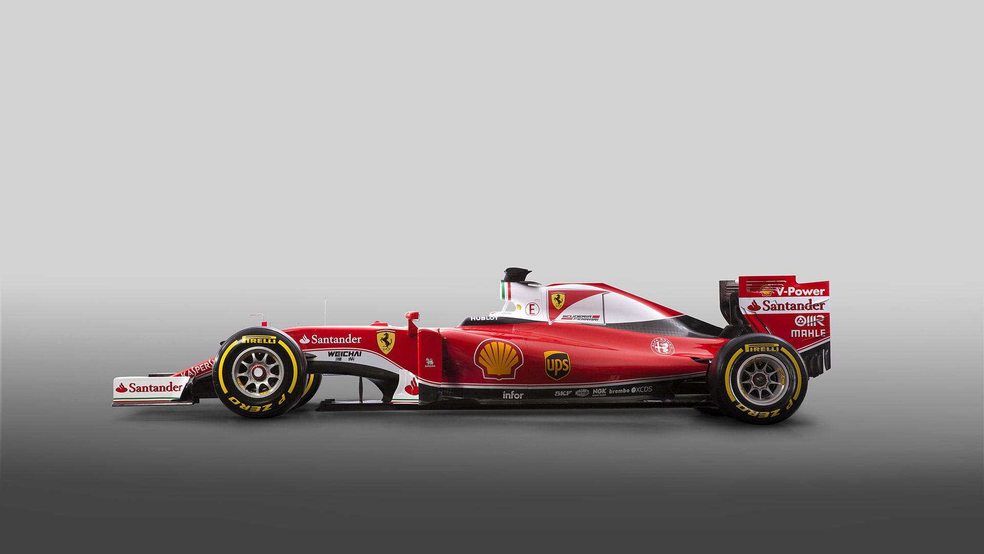 2016 Ferrari SF16-H