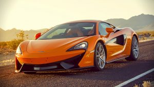 2016 McLaren 570S Coupe 1