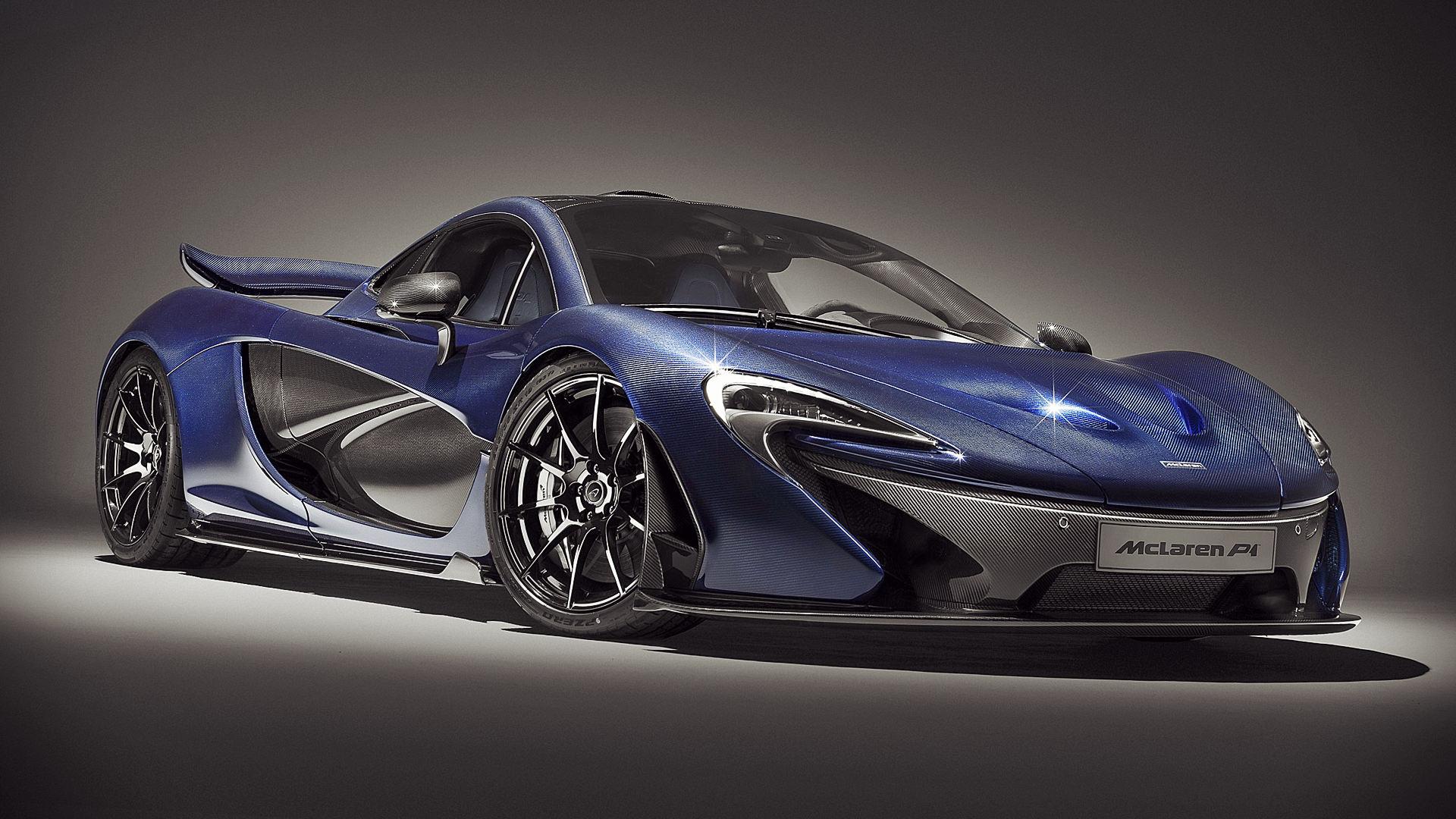 2016 McLaren P1 MSO 1