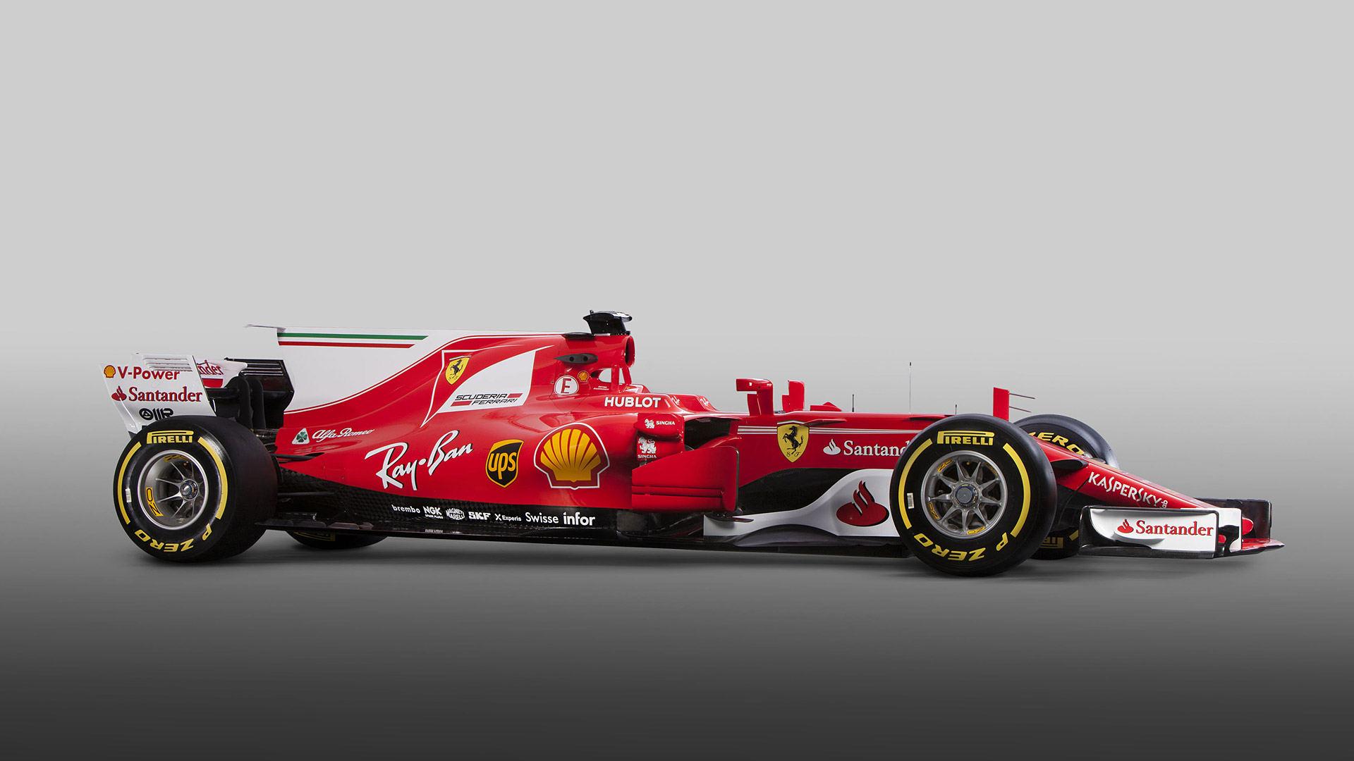 2017 Ferrari SF-70H