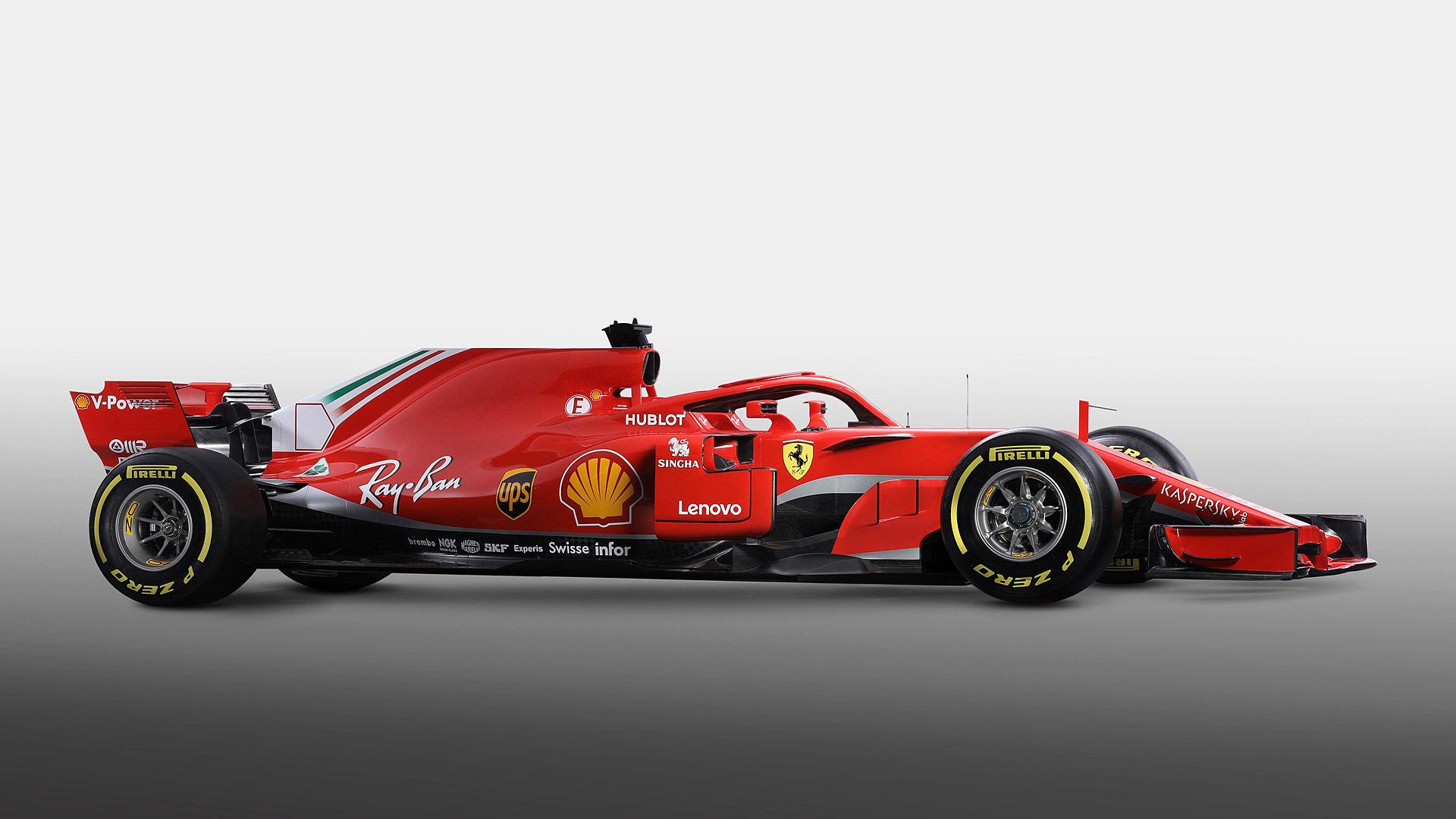 2018 Ferrari SF71H