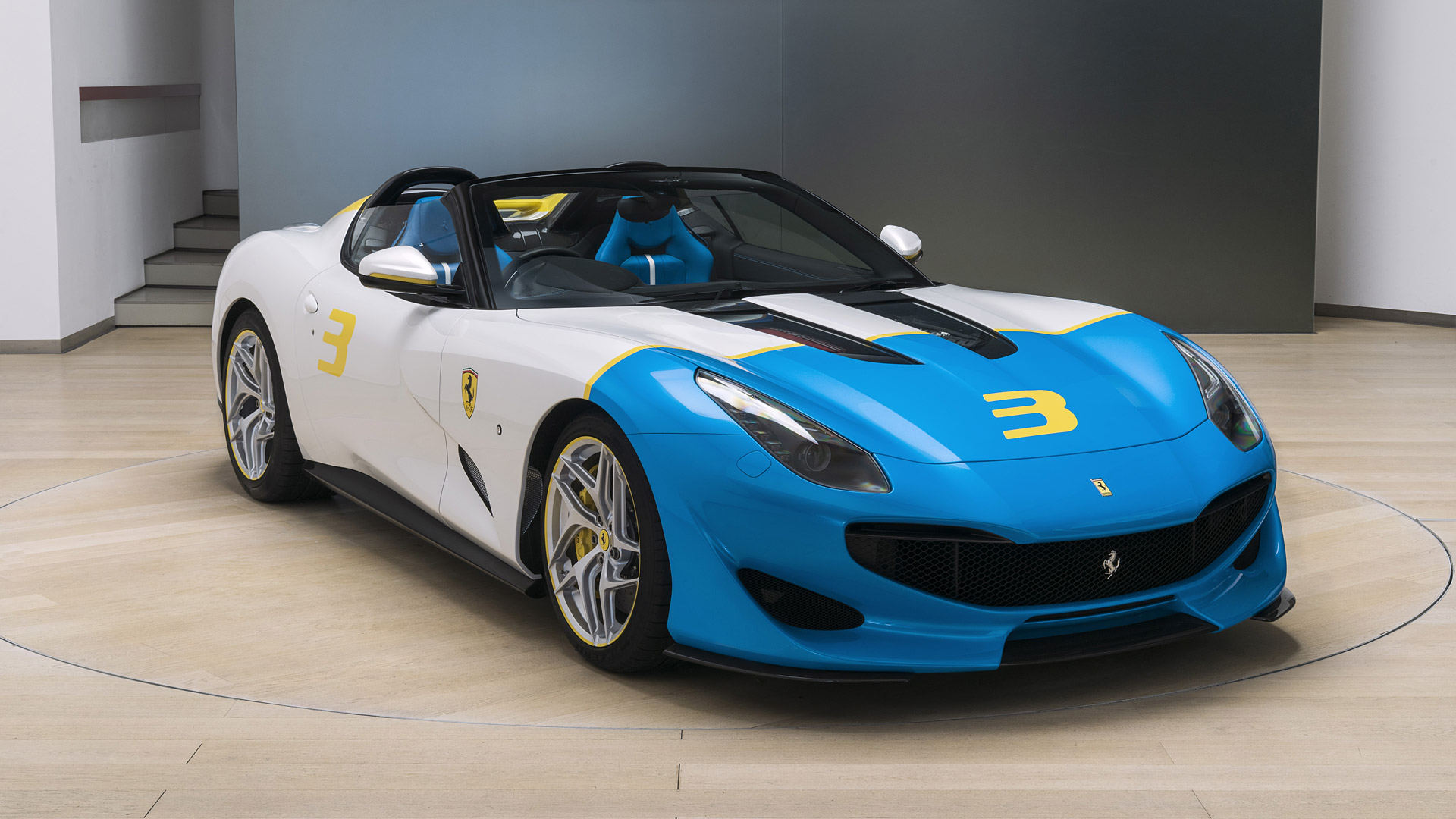 2018 Ferrari SP3JC