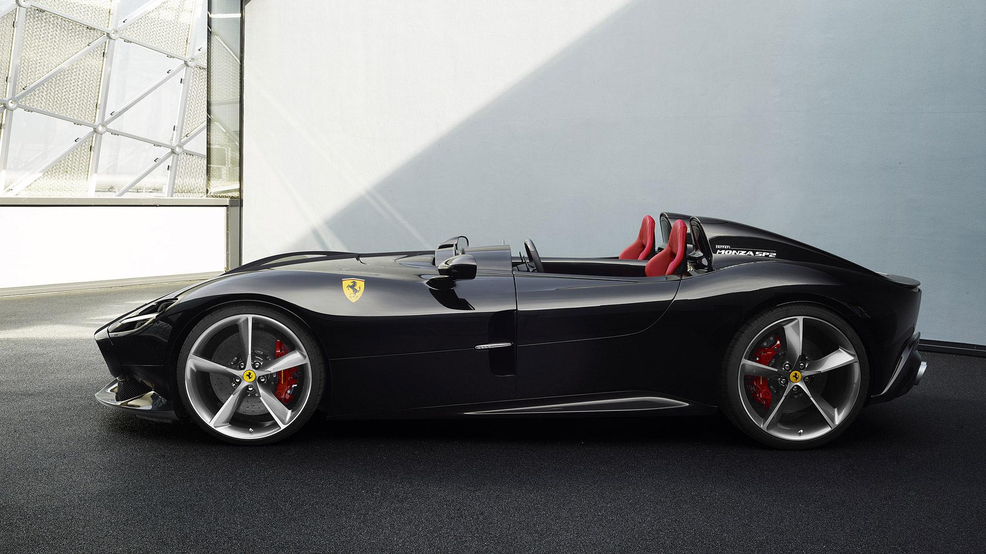 2019 Ferrari Monza SP2
