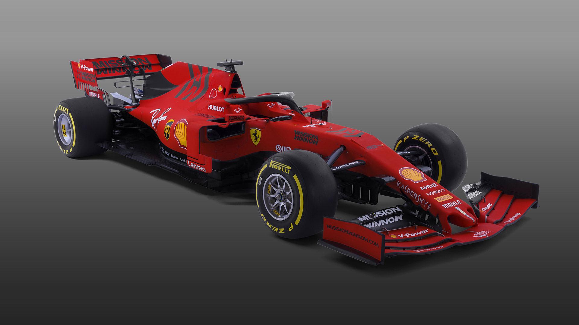 2019 Ferrari SF90