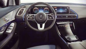 Mercedes-Benz EQC 2020 Interior