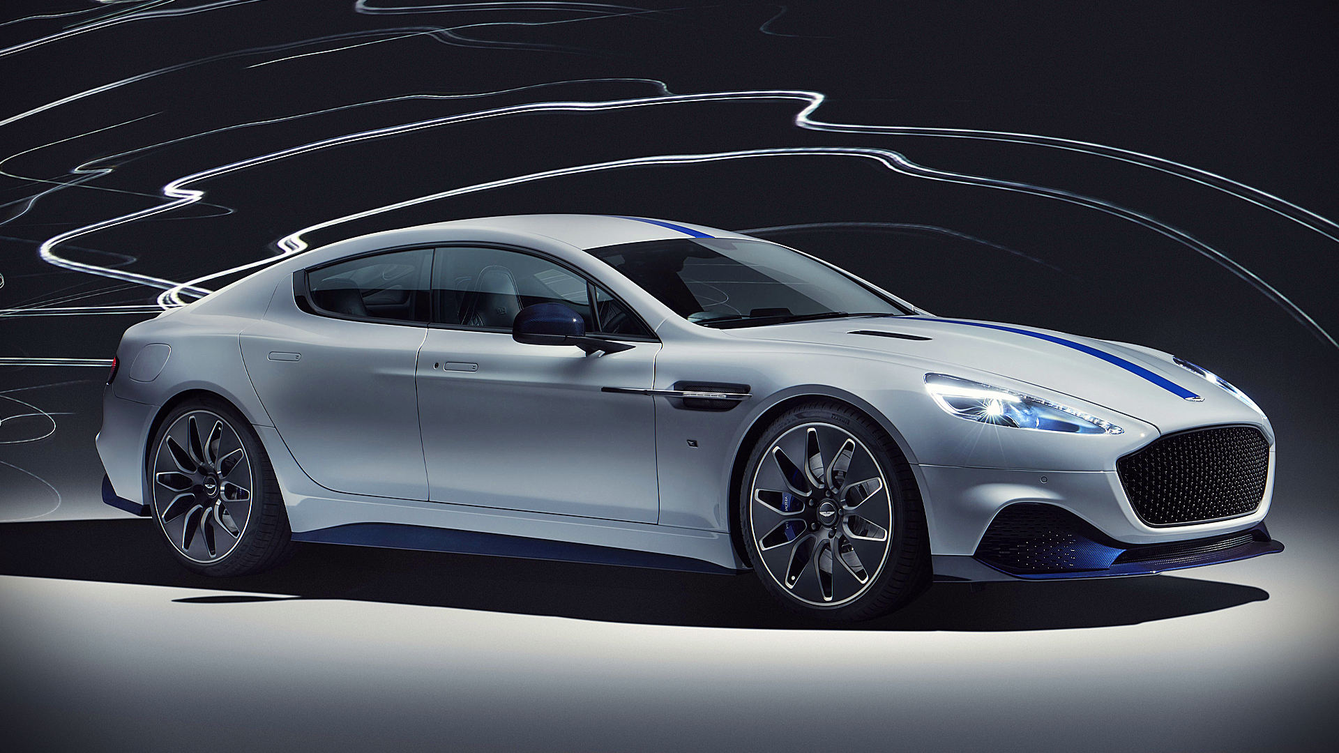 2020 Aston Martin Rapide E
