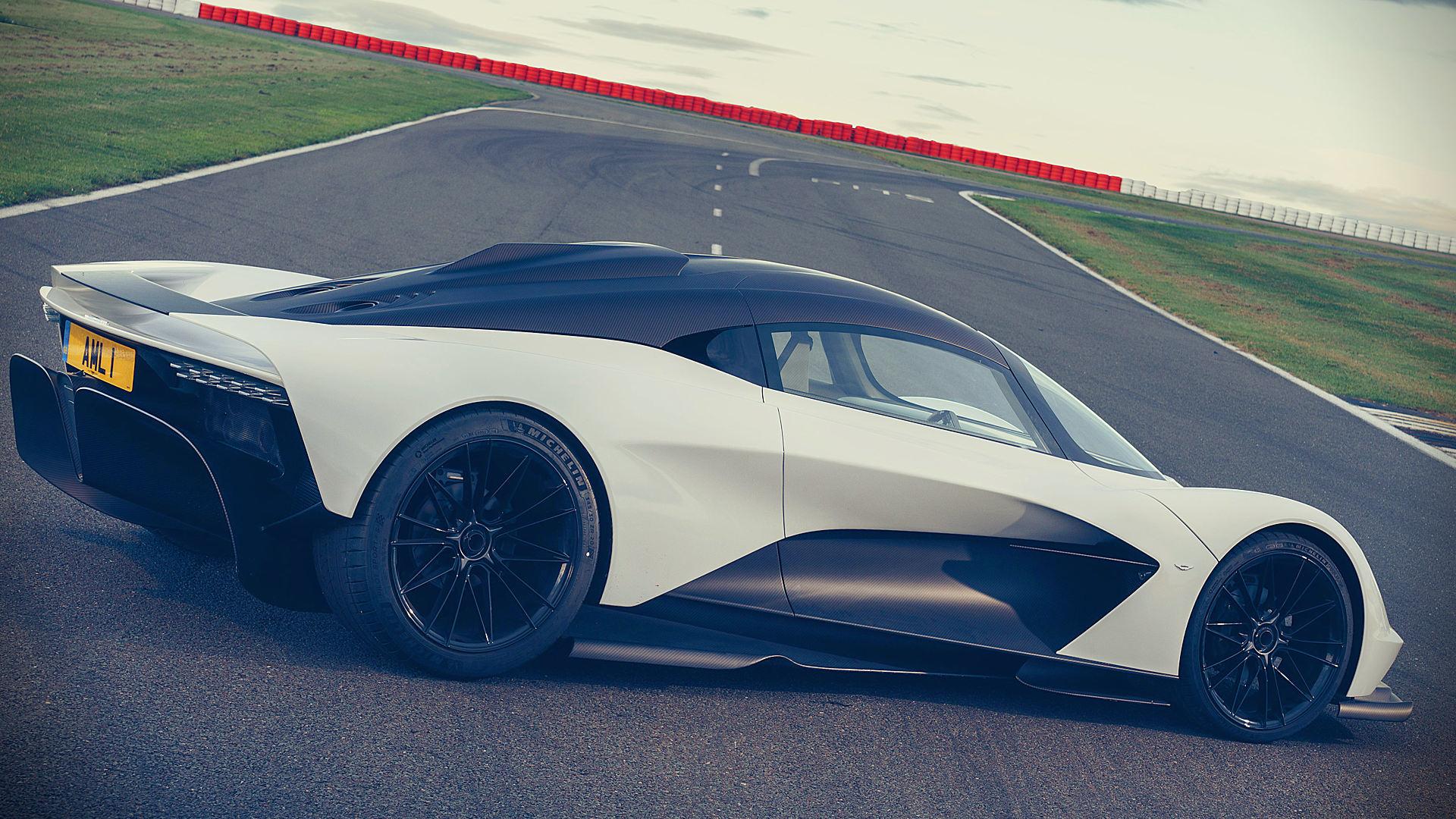 2020 Aston Martin Valhalla