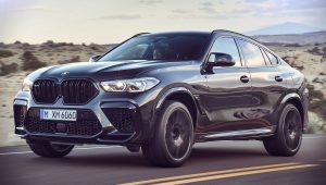 2020 BMW X6 M Competition 1