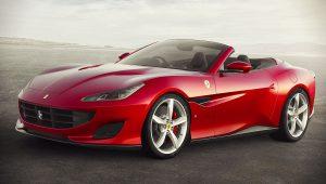 2018 Ferrari Portofino (California) 1